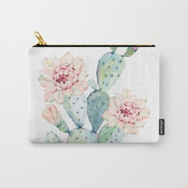 The Prettiest Cactus Carry-All Pouch