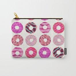 Half Dozen Donuts – Magenta Palette Carry-All Pouch