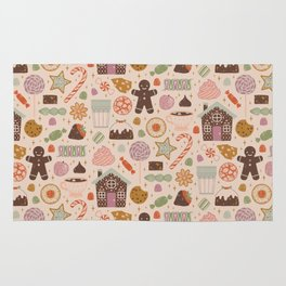 In the Land of Sweets Rug