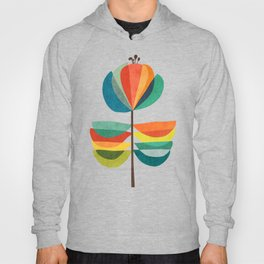Whimsical Bloom Hoody