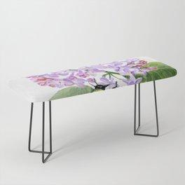 Lilac Love by Teresa Thompson Bench