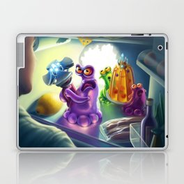 Kidnapping story Laptop & iPad Skin