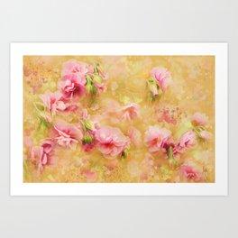 flowers17 Art Print