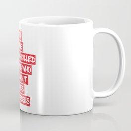 The earth is dying Coffee Mug