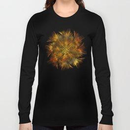 The Majesty Palm Swirl (No BG) Long Sleeve T-shirt