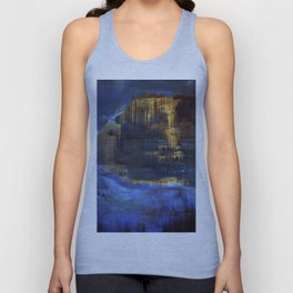 Cave 03 / The Interior Lake / wonderful world 10-11-16 Unisex Tank Top
