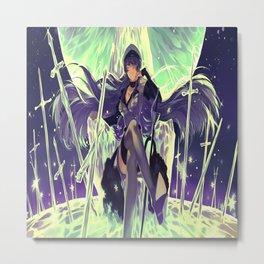 Akame ga kill Metal Print