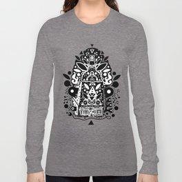 kozmik machine Long Sleeve T-shirt