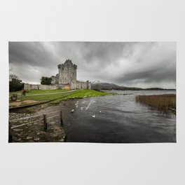 Ross Castle, Killarney, Ireland Rug