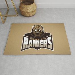 Tusken City Raiders - Tan Rug