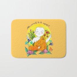 The Buddhist Monk Bath Mat