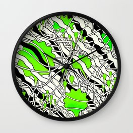 Dr. Malcolm Wall Clock
