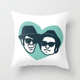 On a Mission... Throw Pillow