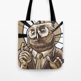 Owl-bama Tote Bag