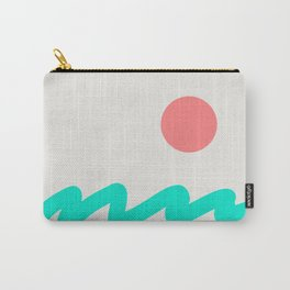 Abstract Landscape 08 Carry-All Pouch