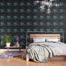 Pegasus and Galaxy Wallpaper