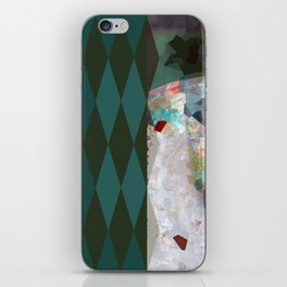 Old Wooden Carousel iPhone Skin