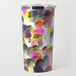Lovely Dot No. 1 Travel Mug