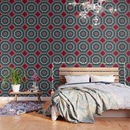 Oriental motifs Wallpaper
