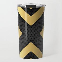 X metal Travel Mug