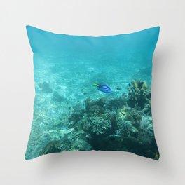 Dory (Blue Tang) Throw Pillow
