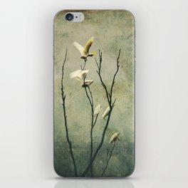 Golden Wing iPhone Skin