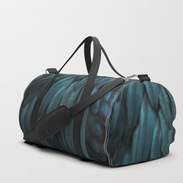 DARK FEATHERS Duffle Bag