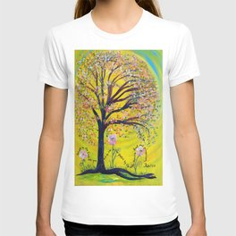 A Tree Planted by the Water T-shirt