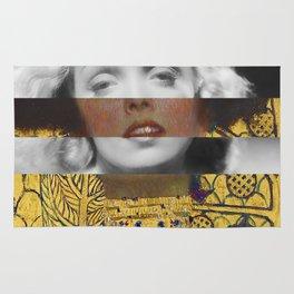 Klimt's Judith and the Head of Holofernes & Marlene Rug