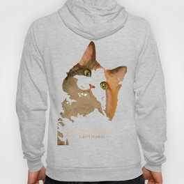 Life Without Cats Hoody
