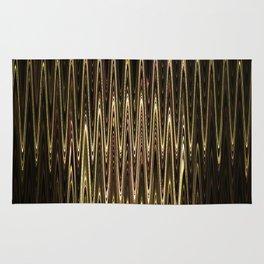 Golden Threads Rug