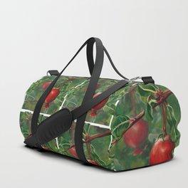 Tudor Pomegranate Tree Duffle Bag