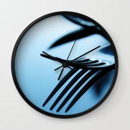 cutlery 2 Wall Clock
