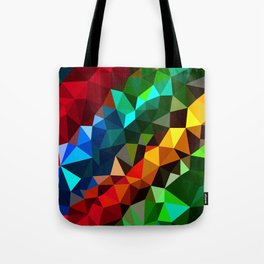 Geometric elements Tote Bag