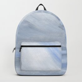 Unclear - Moody Gray Ocean Seascape Backpack