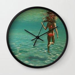 """Diafanea""  ©AntoineRenault Wall Clock"