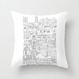 Cork, Ireland Throw Pillow
