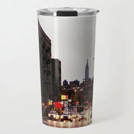Evening Rush Home Travel Mug