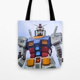Gundam Stare Tote Bag
