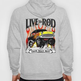 Kellys 57 - Live To Rod Hoody
