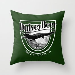 Dulvey Beer - Resident Evil 7 Biohazard Throw Pillow