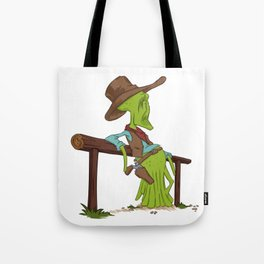 XILLY THE KID Tote Bag
