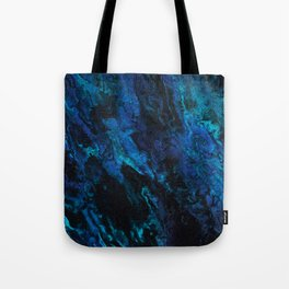 Neptunian Shadows Tote Bag
