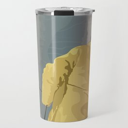 Jurassic Park - Dennis and the Dilophosaurus Travel Mug