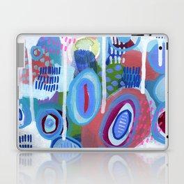 Abstract Drips Laptop & iPad Skin