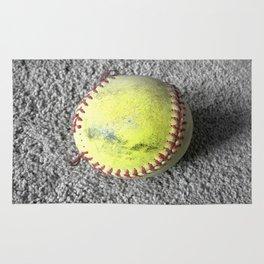 The Softball Rug