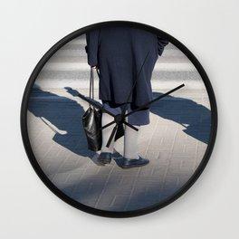 passing fashion Wall Clock
