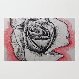 Blissful Rose Rug