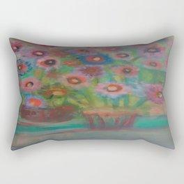 Windowsill Rectangular Pillow