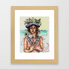 Massachusetts Framed Art Print